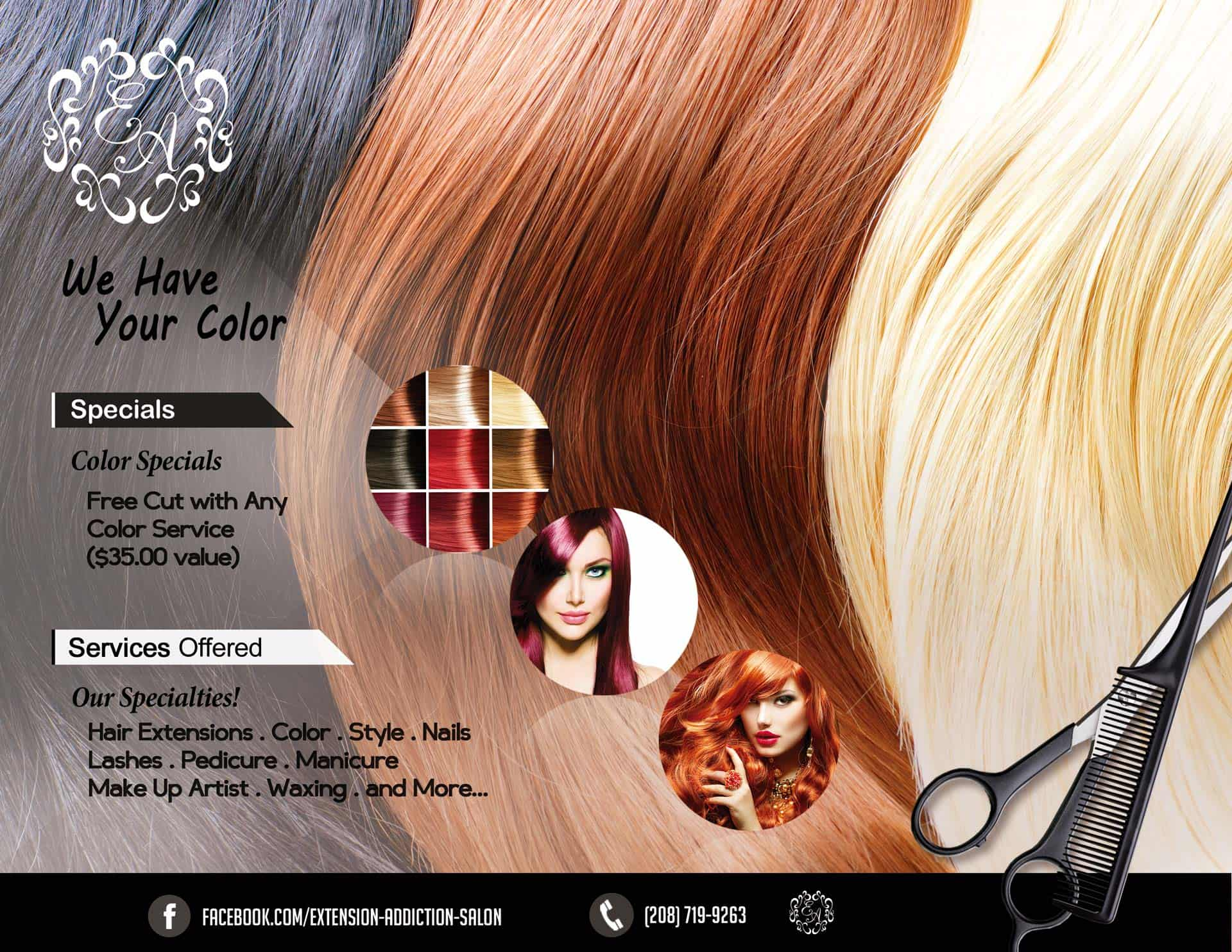 Professional Hair Coloring 1 Hair Coloring Salon In Couer D Alene