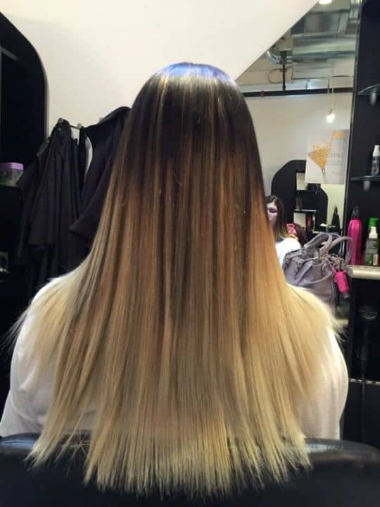 Ombre fun by chloe 208 719 9263 best hair salon in - Addiction hair salon ...