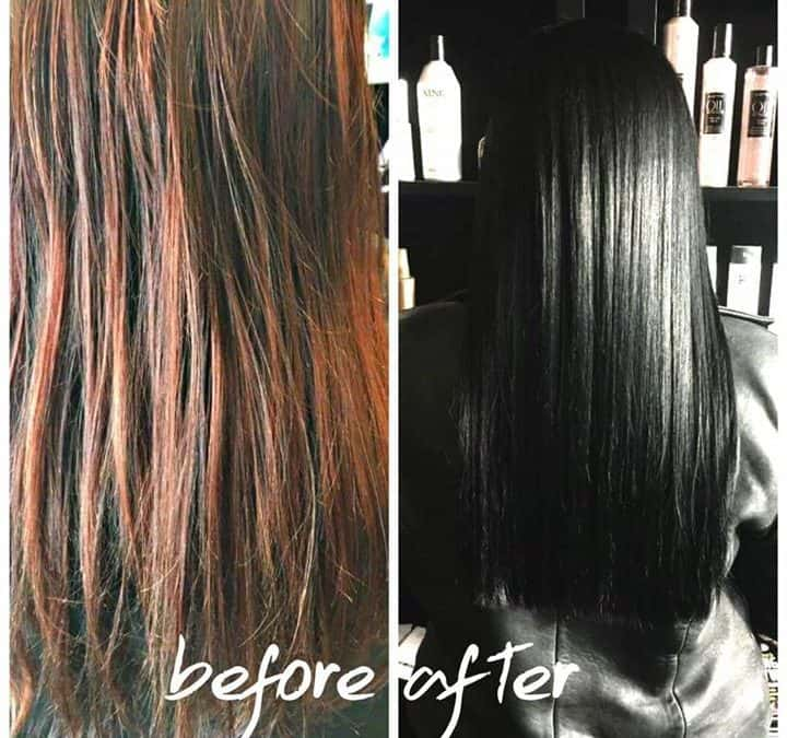 New Client Special! Now Until June 1st All Over Color, Women's Haircut and A Fac…