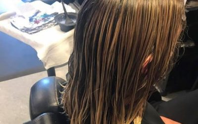 Beautiful before and after done by Kynzie! Call and book your appointment today …