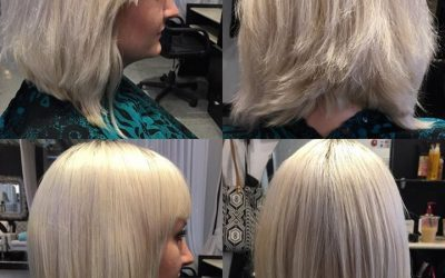 Call or text  208•704•1079  To book with REYANNA!!!!Before and after haircut! Ga…