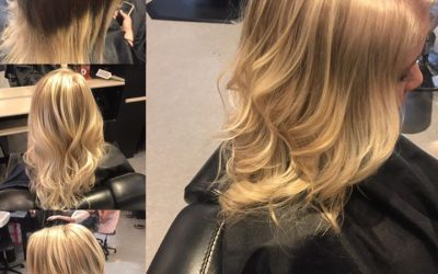 Kynzie is offering $15 off ALL HIGHLIGHTS all next week‼️ Mention this ad when b…