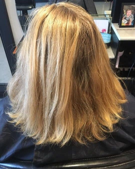 If your bored with your hair…. And can not afford extensions…  Chop it Off!!…