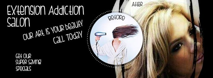 Extension Addiction Salon updated their cover photo.