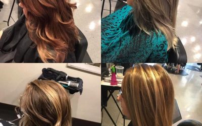Outshine everyone on Christmas with beautiful hair! 25% off color service of you…