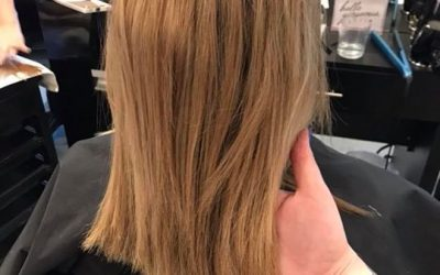 Ful head of fusion extensions done by Kynzie ️