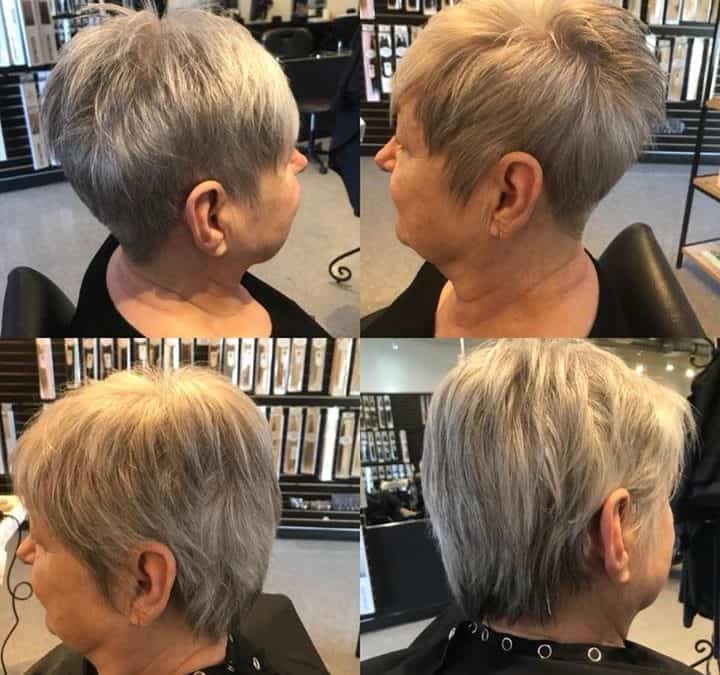 Just some shaping by reina extension addiction salon - Addiction hair salon ...