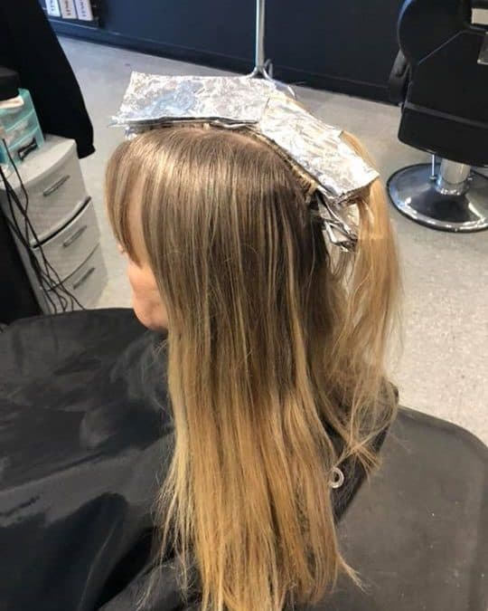 Another blonde bombshell done by miss Kynzie ️️️