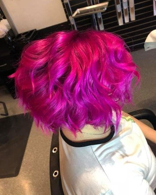 Having so much fun this morning  Kynzie has a last minute color appointment avai…