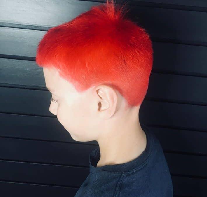 Hair color by Merrika! @Sweetbeehair    #newhairwhodis  #newhairnewme  #haircut …