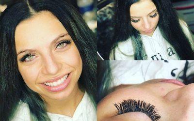 Eyelash extensions by Ashley!  @lashleyxoxo   #lashes  #eyelashes  #eyelashexten…