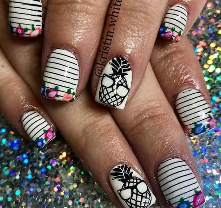 Nails by Kristin! @kristin.white.nails  #nail  #nailart  #nailsofinstagram  #nai…