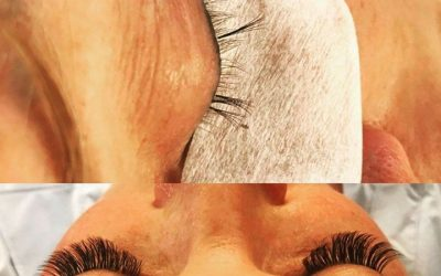 Before and after by Ashley!  @lashleyxoxo   #lashes  #eyelashes  #eyelashextensi…