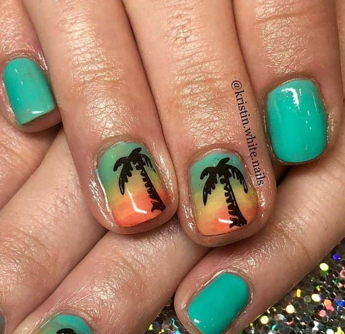 Nails by Kristin! @kristin.white.nails   #nail  #nailart  #nailsofinstagram  #na…