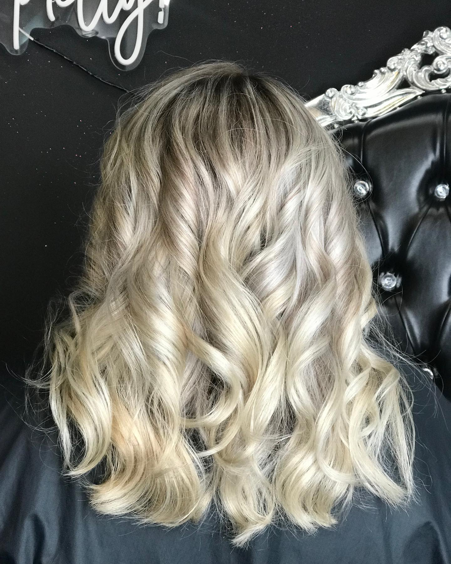 Would you just look at this!!! It's amazing what some highlights can do   •  Ful…