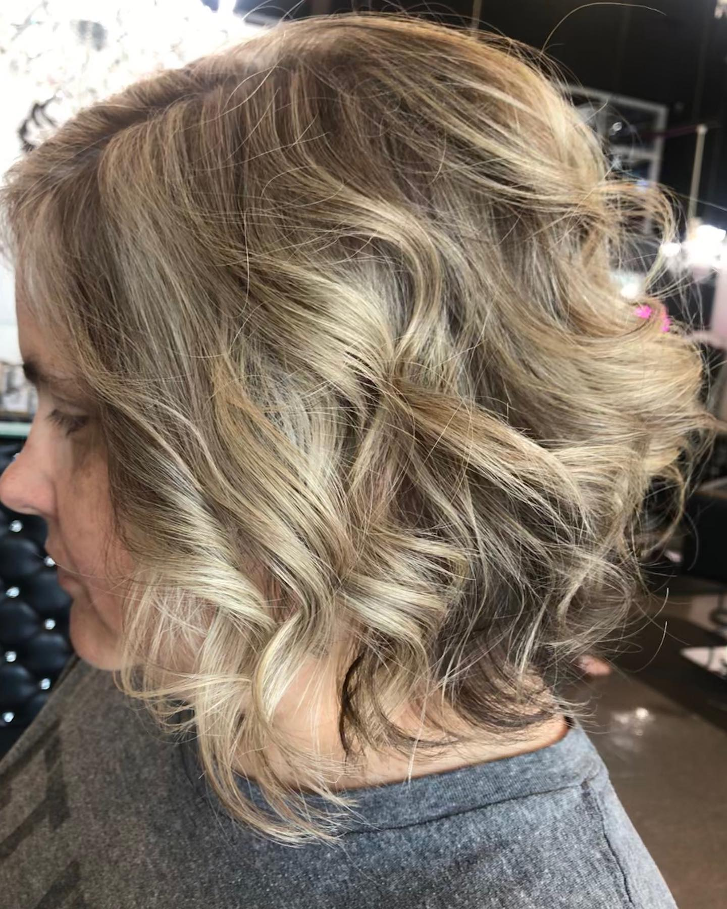 The colors are starting to change  and so is your hair   •  Beautiful transforma…