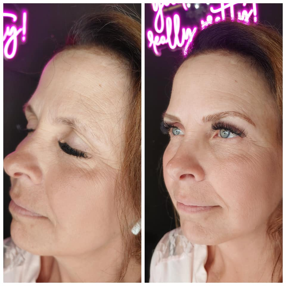 Are you tired of filling in your brows every day!? Microblading is the way to go…