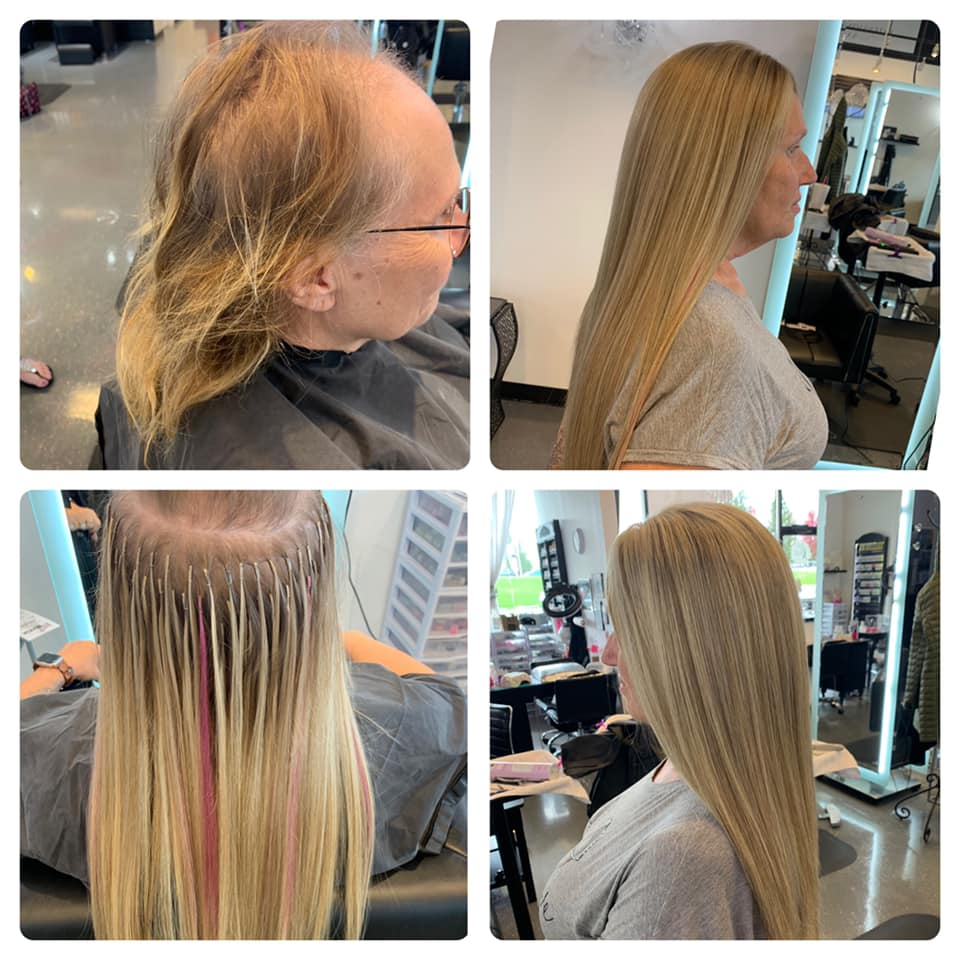 Ready for a Extreme hair Makeover??  Extreme Makeover Hair Extennsions by Reina